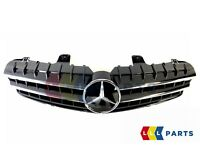 NEW GENUINE MERCEDES MB CL CLASS C63 W216 AMG FRONT RADIATOR GRILL BLACK