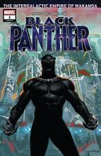 Black Panther #1 (First Print / Movie / Avengers / Infinity War / 2018 / NM)