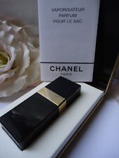 Luxury CHANEL Giftwrap COCO PARFUM 7.5ml 1/4oz Vintage 1980s Purse Spray New Box