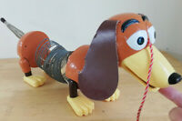 toy story slinky dog with Wheels