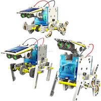 Juguetes Kits Construcción Solar 13 EN 1 Kit Robot Solar Aprende Jugando a1514