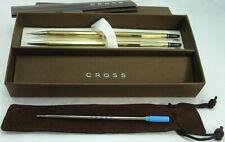 SALE! Cross Executive Desk 10K BP Pen+0.7m Pencil Replacement Set 5031 BRAND NEW