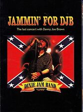 DVD Dixie jam band Jammin for DJB/Molly Hatchet/Blackfoot/Lynyrd Skynyrd