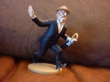 Figurine tintin  Hergé Aristide Filoselle le voleur de portefeuilles