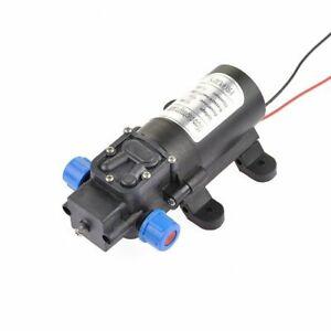 Diaphragm High Pressure Water Pump 12V Micro Car Automatic Switch Self Priming