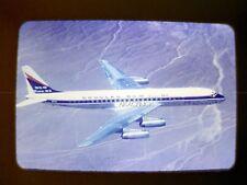 5 Vintage Slides DOUGLAS AIRCRAFT DC-8 DC-10 Photo & Artist Concept 1960s