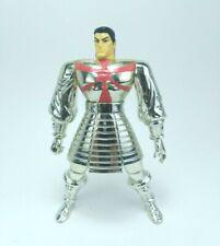 Vintage 1994 Toy Biz Marvel Silver Samurai 5 Inch Action Figure Loose
