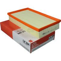 Original MAHLE / KNECHT Luftfilter Filter LX 296 Air