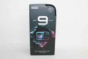 GOPRO Hero 9 5K 4K Action Sports Compact Waterproof Camera Black Edition NEW
