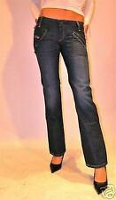 Jeans coton Diesel pour femme