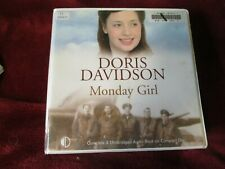 DORIS DAVIDSON - MONDAY GIRL - 11 CD AUDIO BOOK SET - UNABRIDGED