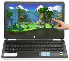 "HP 15.6"" Touch NVIDIA 940MX i7-6500U 2.5GHz 12GB 1TB Win 10 Gaming Laptop LN"