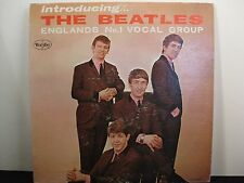 The Beatles Introducing...The Beatles Vee Jay Records VJLP 1062 / 63-3402