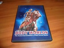 Body Worlds The Anatomical Exhibition Of Real Human Bodies (DVD) Used