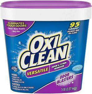 OxiClean Odor Blasters Stain & Odor Remover5 lb