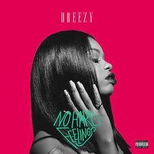 Dreezy, Drezzy - No Hard Feelings [New CD] Explicit