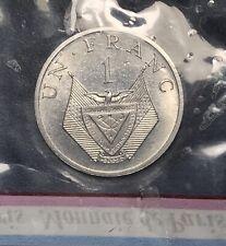 ESSAI RWANDA 1 FRANC 1977 FDC