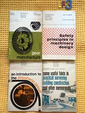 More details for 4 vintage issues , allied technicians association  c.1964