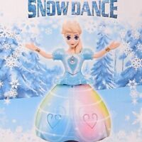 Light-Up-Dancing-Toy-Frozen Doll Look a Like-Fairy--Musical-LED-Doll-Toys-Xmas