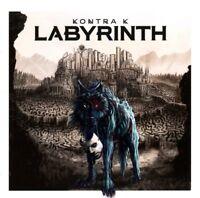 KONTRA K - LABYRINTH (2017)   CD NEU