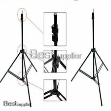 2x 7Ft Photography Studio Video Softbox Umbrella Stand Lighting Light Support