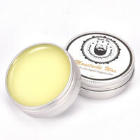 Natural Beard Oil Wax Balm Moustache For Styling Beeswax Moisturizing BHQ