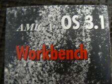 AMIGA--- WORKBENCH 3.1--COMMODORE AMIGA-OS 3.1 1200-3000-4000