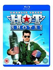 Hot Shots! [1991] [Region Free] (Blu-ray) Charlie Sheen, Lloyd Bridges