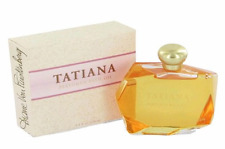 Tatiana by Diane von Furstenberg for Women 4 oz Perfumed Bath Oil New in Box