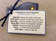 I Love You Keepsake Gift For My Boyfriend Birthday Male Lover Him Men