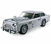 LeGoing 007 James Bond DB5 Classic Car Aston Martin Building Blocks Bricks Sets