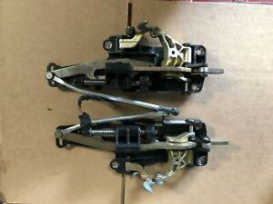 VAUXHALL Astra G Mk4  2001 2006 convertible roof latches Ref S7