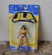 "2006 DC DIRECT JLA CLASSIFIED SERIES 1 WONDER WOMAN 6"" ACTION FIGURE MOC"