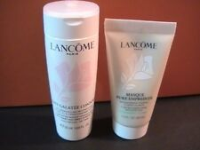 Lancome Comforting Makeup Remover Milk 50 ml & Purifying Mask 30 ml - New
