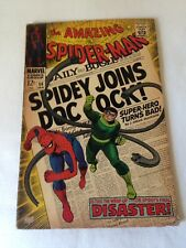 The Amazing Spiderman 56 Jan 1968 Dr. Ock RARE COMIC