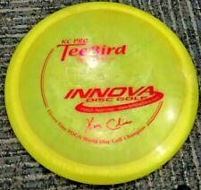 INNOVA 11X KC PRO TEEBIRD RARE PEARLY OOP 166G YELLOW/RED LSDISCS
