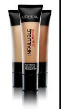 LOREAL INFALLIBLE 24H-MATTE LIQUID FOUNDATION # 24 GOLDEN BEIGE