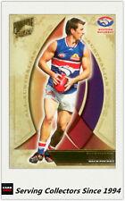 2009 Select AFL Pinnacle All Australia Team Card AA1 Dale Morris (W. Bulldogs)