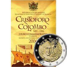 Pièces euro de Saint-Marin année 2006