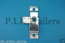 FREE P&P* Small Universal Budget Door Latch Lock for T Keys & Handles - Trailers