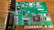 ZOLTRIX SC-8738 PCI  PCI SOUND CARD ( RARE )