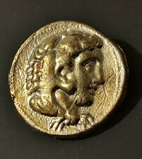 Alexander the Great tetradrachm Solid Silver