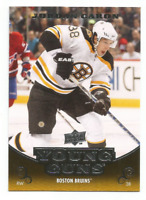 2010-11 UD Young Guns #205 Jordan Caron RC Rookie Boston Bruins