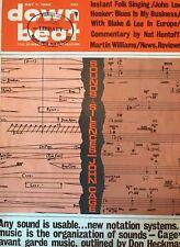 Downbeat Magazine-May 7, 1964