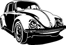 Sticker VW Cox 106 - 83x57 cm