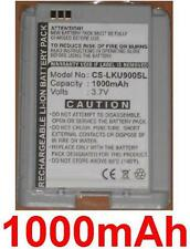Battery 1000mAh for LG U900