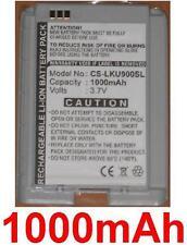 Batterie 1000mAh Für LG U900