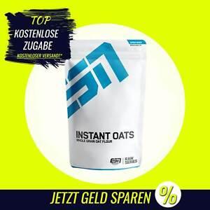 ESN – Instant Oats – 4000g Beutel - Weight Gainer, Post Workout, Carbs, B3