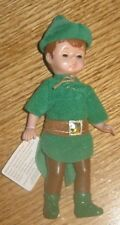 2001 - 2002 Madame Alexander McDonalds Happy Meal Doll - Peter Pan #4 - Loose -
