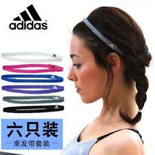 Cerchietto Adidas Yoga (intrecciato) Set di 6 COLORI